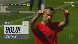 GOLO! SL Benfica, Seferovic aos 45'+8', FC P.Ferreira 0-3 SL Benfica