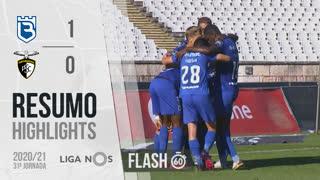 Liga NOS (31ªJ): Resumo Flash Belenenses SAD 1-0 Portimonense
