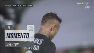 SL Benfica, Jogada, Everton aos 11'