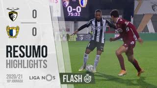 I Liga (10ªJ): Resumo Flash Portimonense 0-0 FC Famalicão