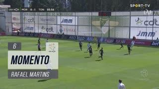 Moreirense FC, Jogada, Rafael Martins aos 6'