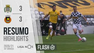 Liga NOS (26ªJ): Resumo Flash Boavista FC 3-3 Rio Ave FC
