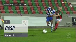 FC Porto, Caso, Manafá aos 31'