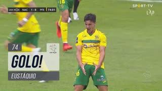 GOLO! FC P.Ferreira, Eustáquio aos 74', CD Nacional 1-1 FC P.Ferreira