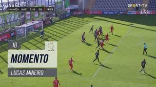 Gil Vicente FC, Jogada, Lucas Mineiro aos 18'