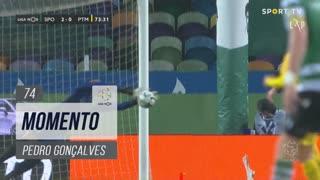 Sporting CP, Jogada, Pedro Gonçalves aos 74'