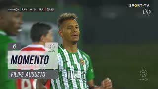 Rio Ave FC, Jogada, Filipe Augusto aos 6'
