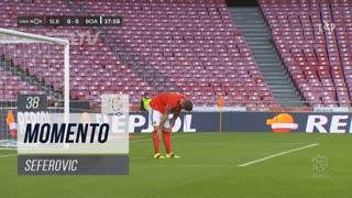 SL Benfica, Jogada, Seferovic aos 38'
