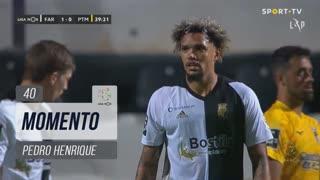 SC Farense, Jogada, Pedro Henrique aos 40'