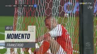SC Braga, Jogada, Fransérgio aos 45'+3'