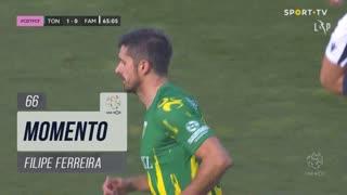 CD Tondela, Jogada, Filipe Ferreira aos 66'