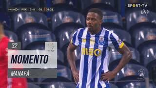 FC Porto, Jogada, Manafá aos 32'