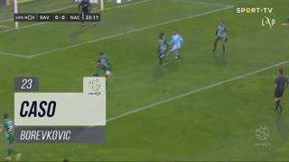 Rio Ave FC, Caso, Borevkovic aos 23'
