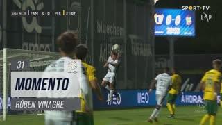 FC Famalicão, Jogada, Rúben Vinagre aos 31'