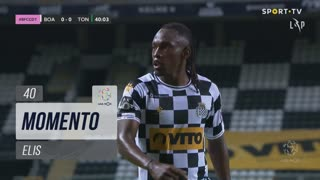 Boavista FC, Jogada, Elis aos 40'