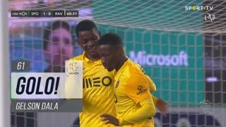 GOLO! Rio Ave FC, Gelson Dala aos 61', Sporting CP 1-1 Rio Ave FC