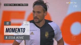 SC Farense, Jogada, N. Stojiljkovic aos 10'