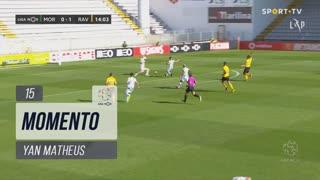 Moreirense FC, Jogada, Yan Matheus aos 15'