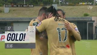 GOLO! Boavista FC, Elis aos 17', Santa Clara 0-1 Boavista FC
