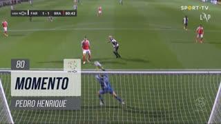 SC Farense, Jogada, Pedro Henrique aos 80'