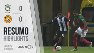I Liga (6ªJ): Resumo Marítimo M. 0-0 CD Nacional
