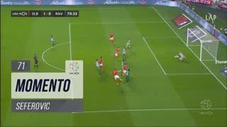 SL Benfica, Jogada, Seferovic aos 71'