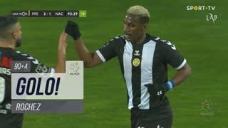 GOLO! CD Nacional, Rochez aos 90'+4', FC P.Ferreira 2-1 CD Nacional