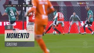 SC Braga, Jogada, Castro aos 19'
