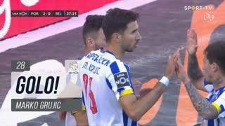 GOLO! FC Porto, Marko Grujic aos 28', FC Porto 2-0 Belenenses SAD
