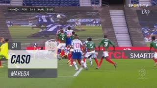 FC Porto, Caso, Marega aos 31'