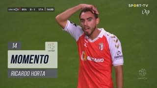 SC Braga, Jogada, Ricardo Horta aos 14'