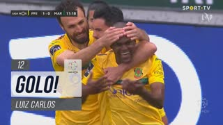 GOLO! FC P.Ferreira, Luiz Carlos aos 12', FC P.Ferreira 1-0 Marítimo M.