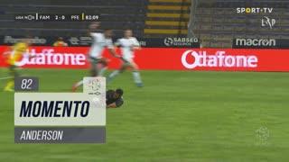 FC Famalicão, Jogada, Anderson aos 82'