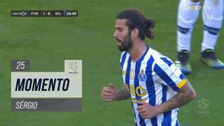 FC Porto, Jogada, Sérgio aos 25'