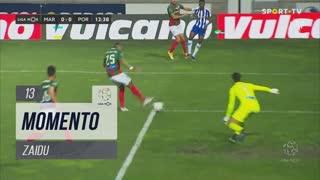 FC Porto, Jogada, Zaidu aos 13'