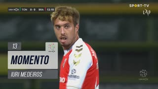 SC Braga, Jogada, Iuri Medeiros aos 13'
