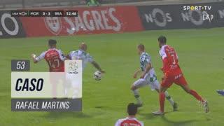 Moreirense FC, Caso, Rafael Martins aos 53'
