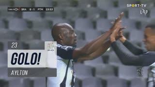 GOLO! Portimonense, Aylton aos 23', SC Braga 0-1 Portimonense