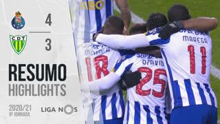I Liga (9ªJ): Resumo FC Porto 4-3 CD Tondela