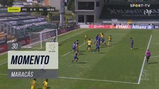 FC P.Ferreira, Jogada, Maracás aos 30'