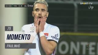 Gil Vicente FC, Jogada, Paulinho aos 79'