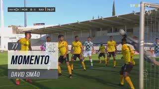 Moreirense FC, Jogada, David Simão aos 77'