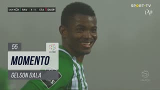 Rio Ave FC, Jogada, Gelson Dala aos 55'
