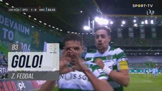 GOLO! Sporting CP, Z. Feddal aos 83', Sporting CP 1-0 CD Nacional