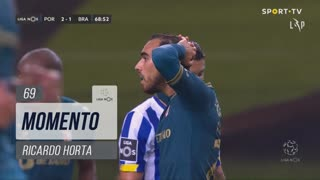 SC Braga, Jogada, Ricardo Horta aos 69'