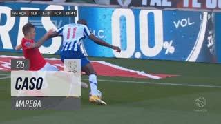 FC Porto, Caso, Marega aos 25'