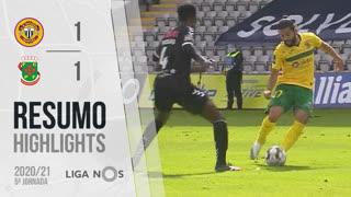 Liga NOS (5ªJ): Resumo CD Nacional 1-1 FC P.Ferreira