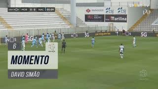 Moreirense FC, Jogada, David Simão aos 6'