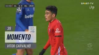 Gil Vicente FC, Jogada, Vitor Carvalho aos 39'
