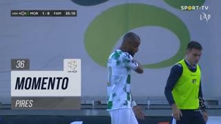 Moreirense FC, Jogada, Pires aos 36'